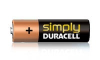 Baterie Duracell Simply