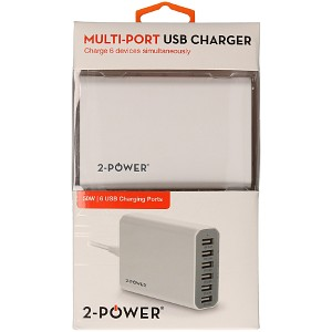 Multi-Port USB Charging Station 10A Max