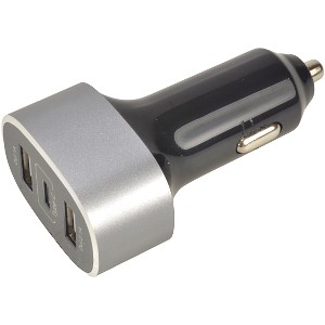 Car Charger 12V/24V 2x Type-A 1x Type-C