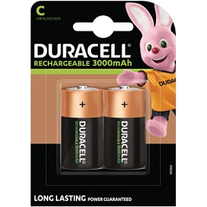 Rechargeable C Cell - 2 Pack