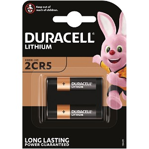 Duracell Lithium Battery 2 Pack