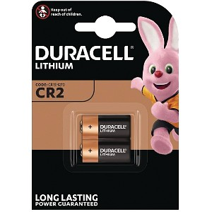 CR2 3V Lithium Battery - 2 Pack