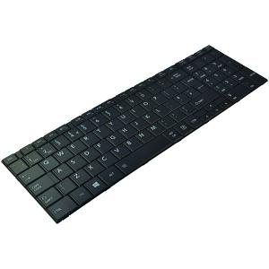 Satellite Pro C870-142 Keyboard - UK (Black)