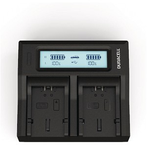 Lumix FZ30EE-S Panasonic CGA-S006 Dual Battery Charger