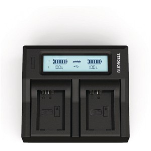 Alpha NEX-F3D Sony NPFW50 Dual Battery Charger