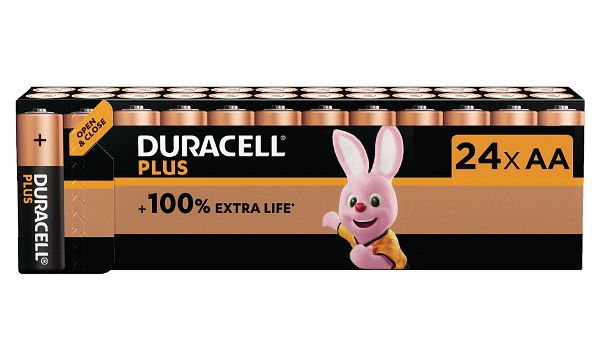Duracell Plus AA 24 Pack