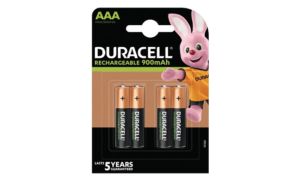 Ultra Rechargeable AAA 850mAh - 4 Pack