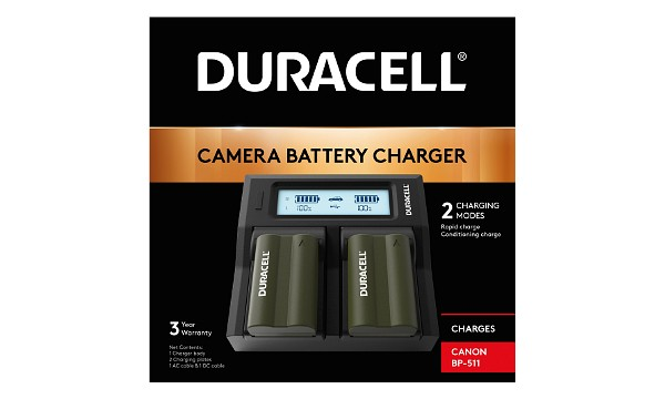 EOS 30D Canon BP-511 Dual Battery Charger